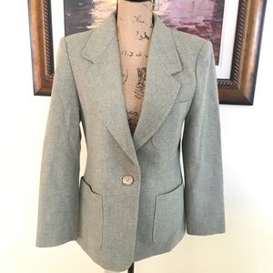 MaxMara Virgin Wool Blazer